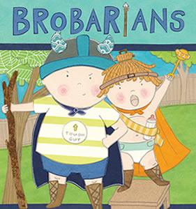 BRO-BARIANS by Lindsay M. Ward