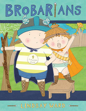 BROBARIANS by Lindsay M. Ward