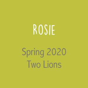 Rosie by Lindsay M. Ward