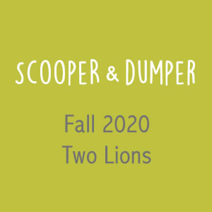 Scooper & Dumper by Lindsay M. Ward