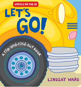 Let's Go! by author Lindsay M. Ward