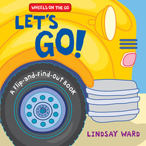 Let's Go by author Lindsay M Ward