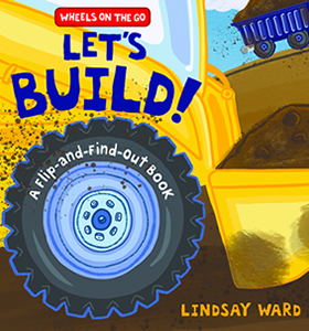 Let's Build by author Lindsay M. Ward
