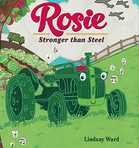Rosie by author Lindsay M. Ward