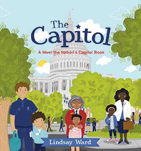 The Capitol by author Lindsay M. Ward